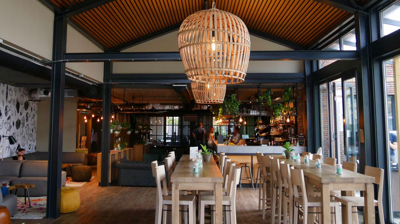Guesthouse Hotel Kaatsheuvel restaurant living