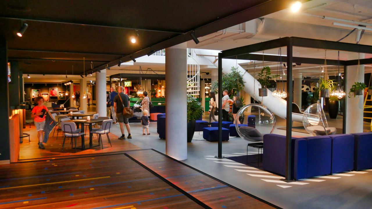 HUP hotel Mierlo Eindhoven kidsproof4