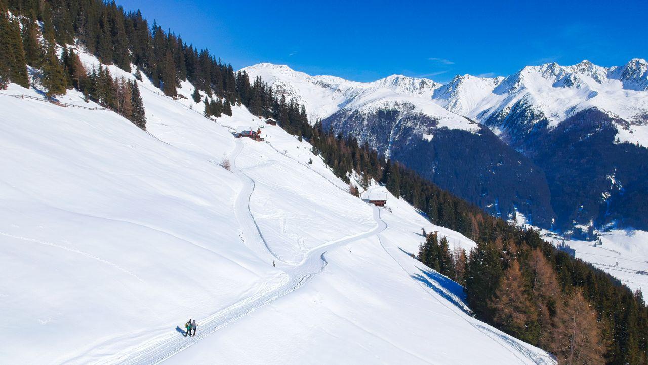 Zuid Tirol Italie Wintersport5
