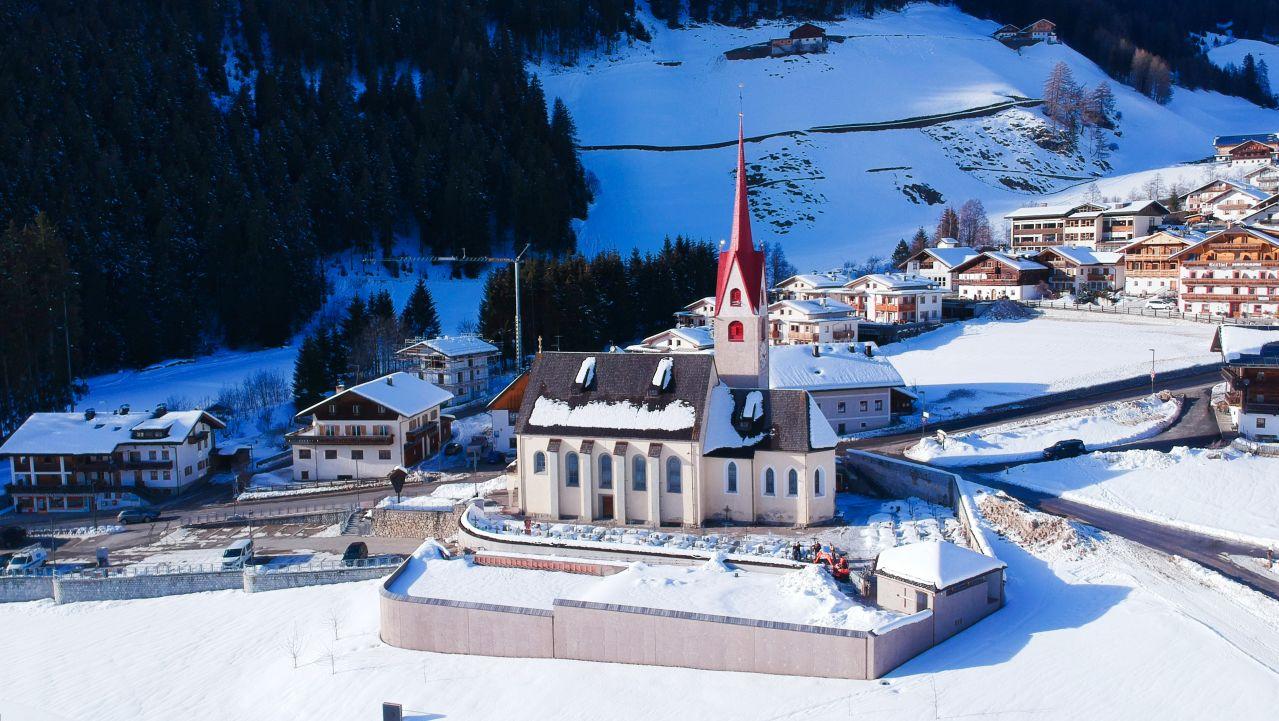 Zuid Tirol Italie Wintersport18