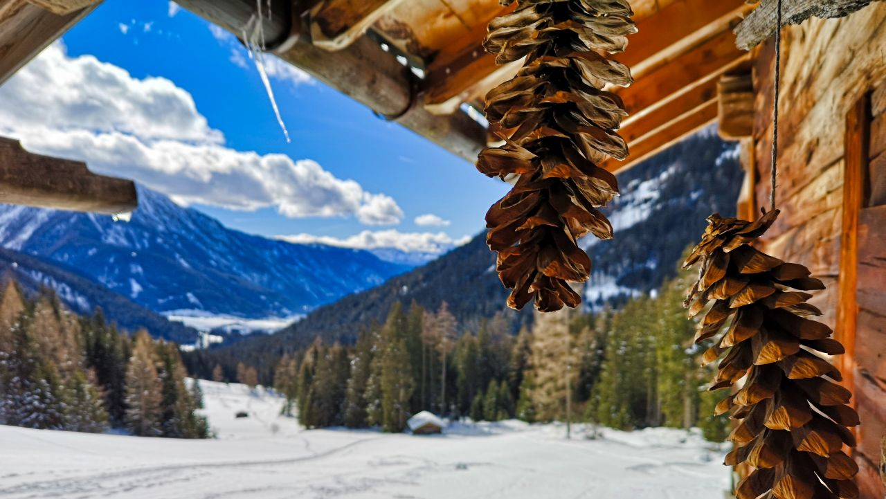Zuid Tirol Italie Wintersport29
