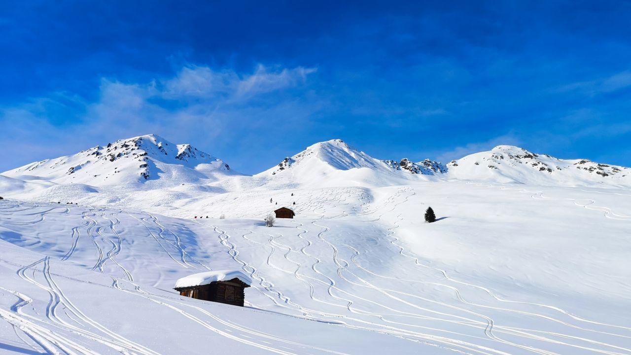 Zuid Tirol Italie Wintersport46