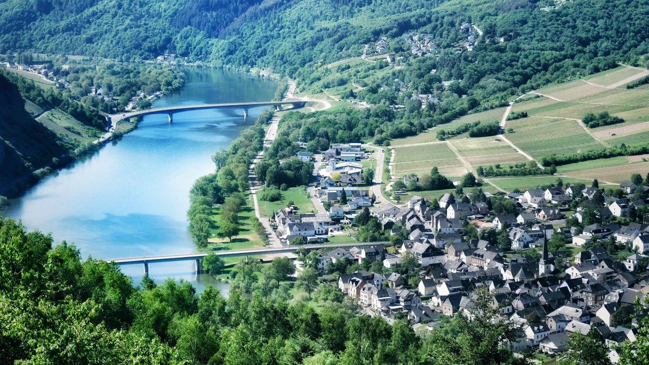 Landal Mont Royal uitzicht3