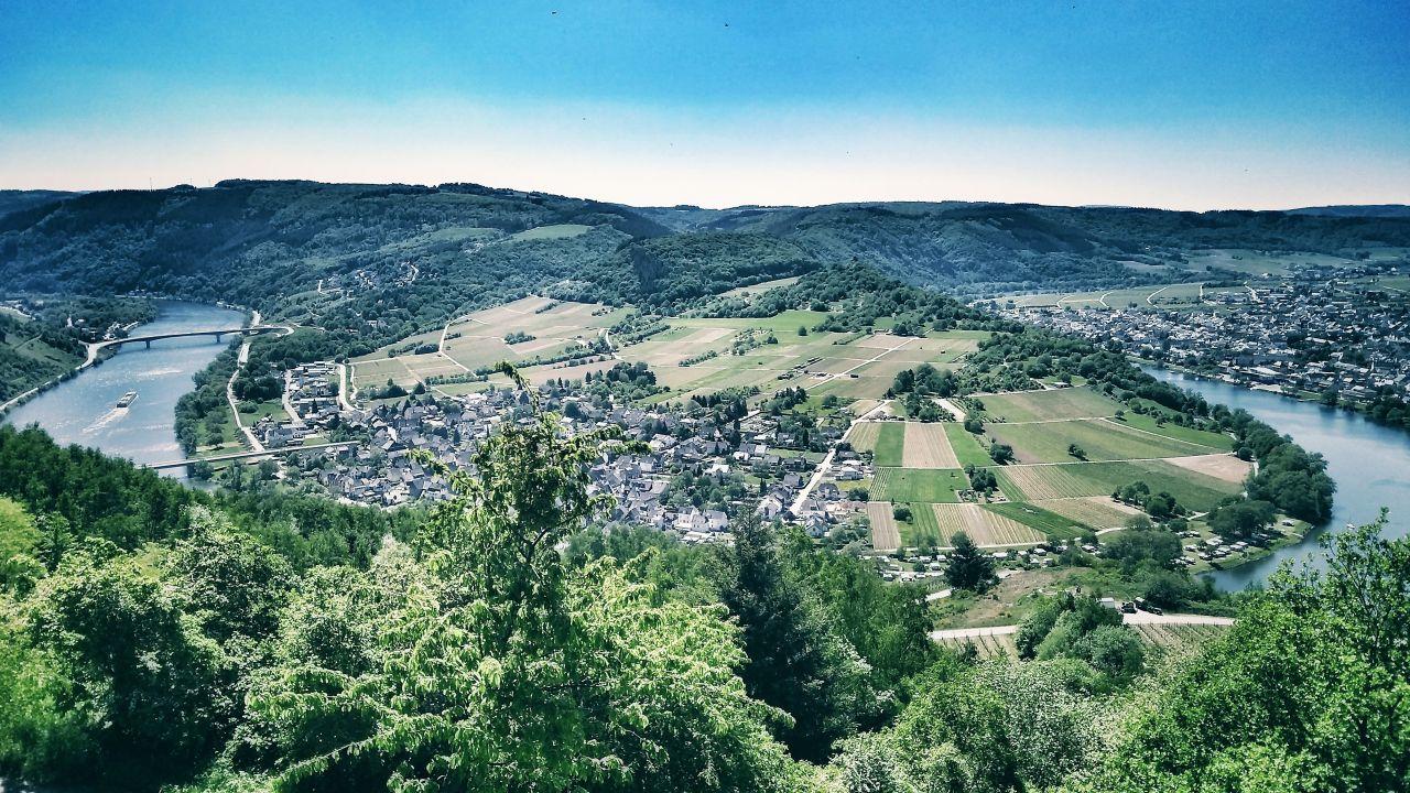 Landal Mont Royal uitzicht5