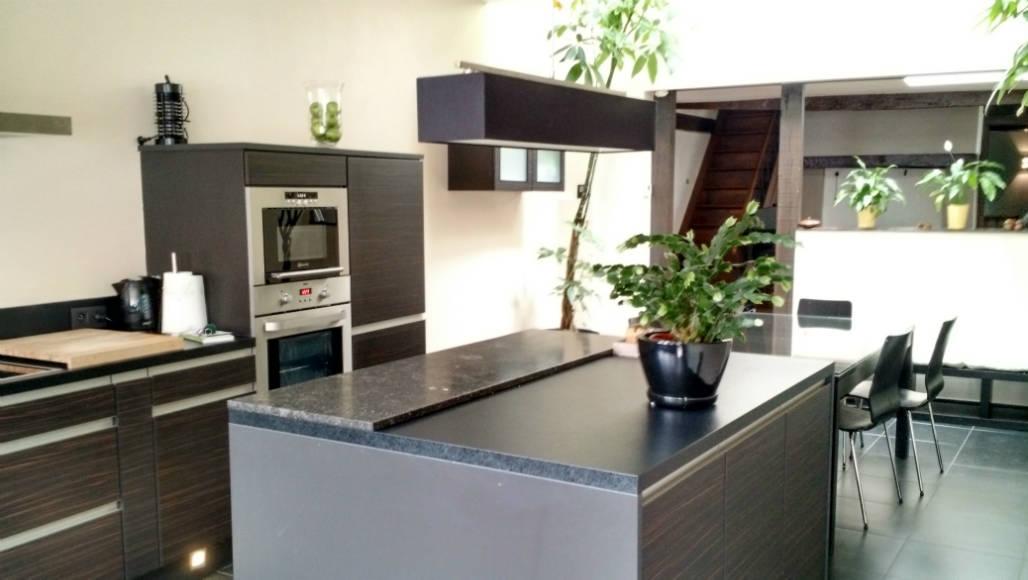 Vakantiehuis Ardennen Stavelot keuken