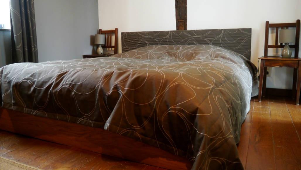 Vakantiehuisje Stavelot Ardennen twee slaapkamers