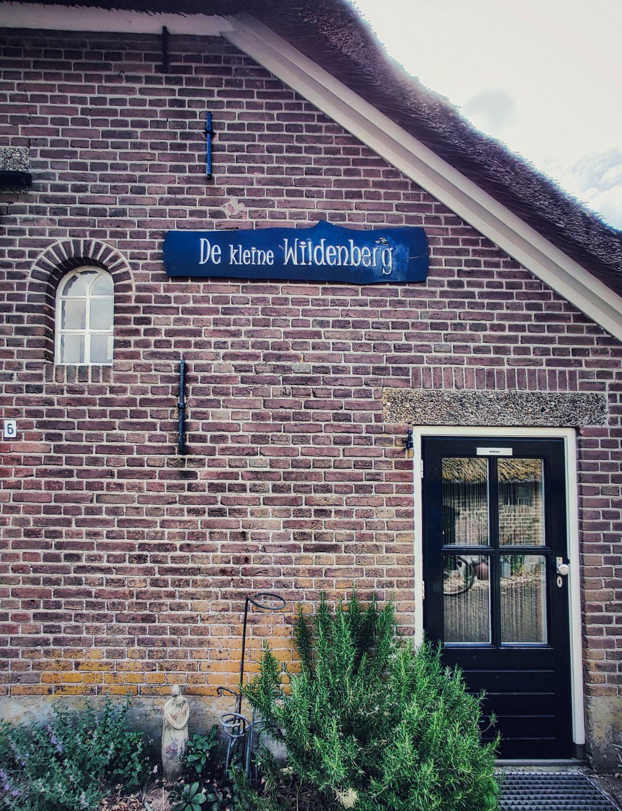 De Kleine Wildenberg Deventer slapen bij de boer2