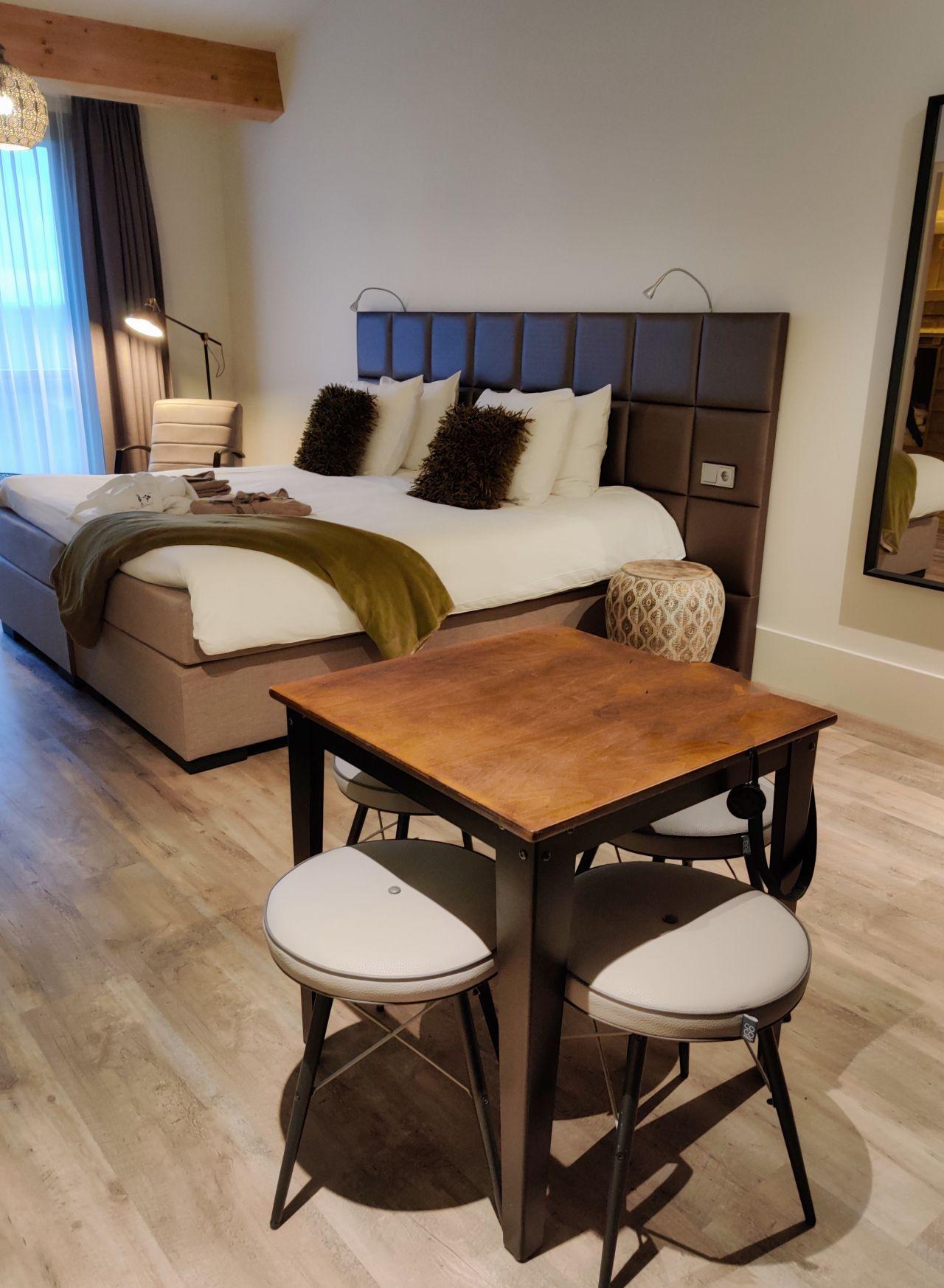 Fruitpark Hotel Spa Ochten luxe familiekamer3