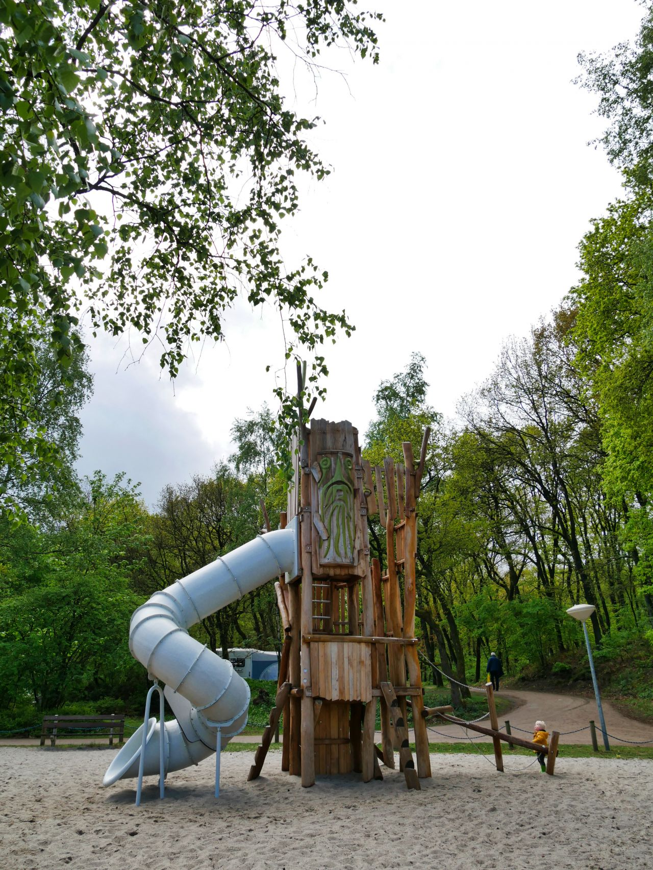 Landal Rabbit Hill Veluwe speeltuin