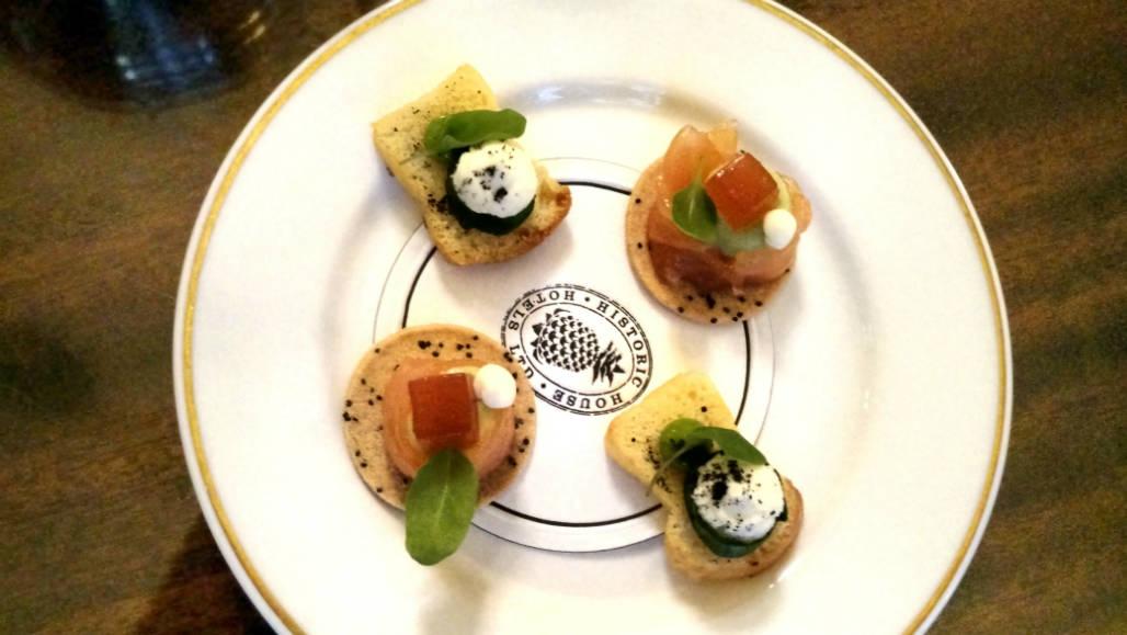 Middlethorpe restaurant York awardwinning