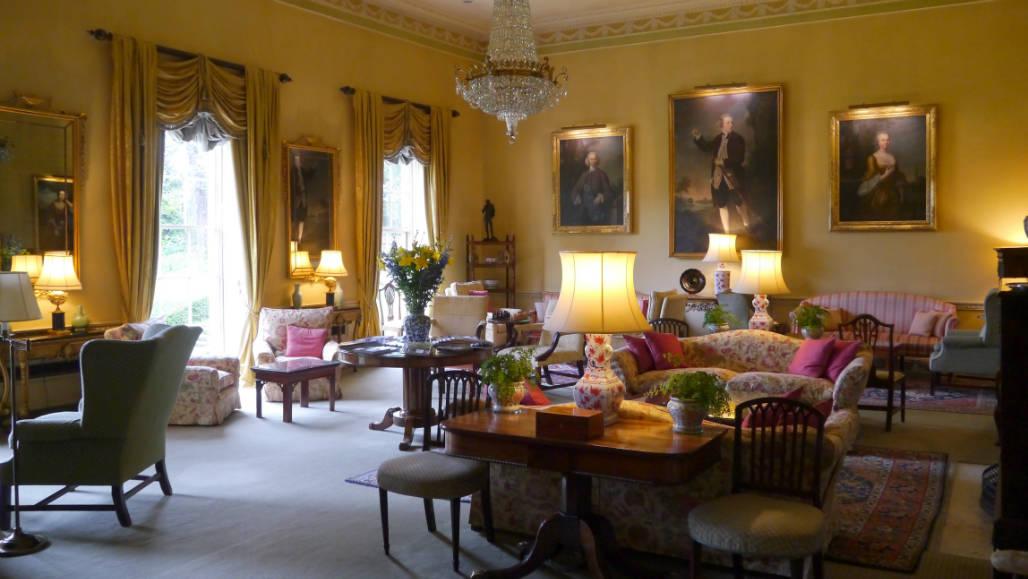 hotel York Middlethorpe tea room