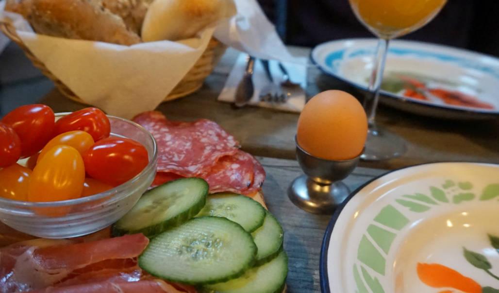 Opoe Sientje Nijmegen ontbijt