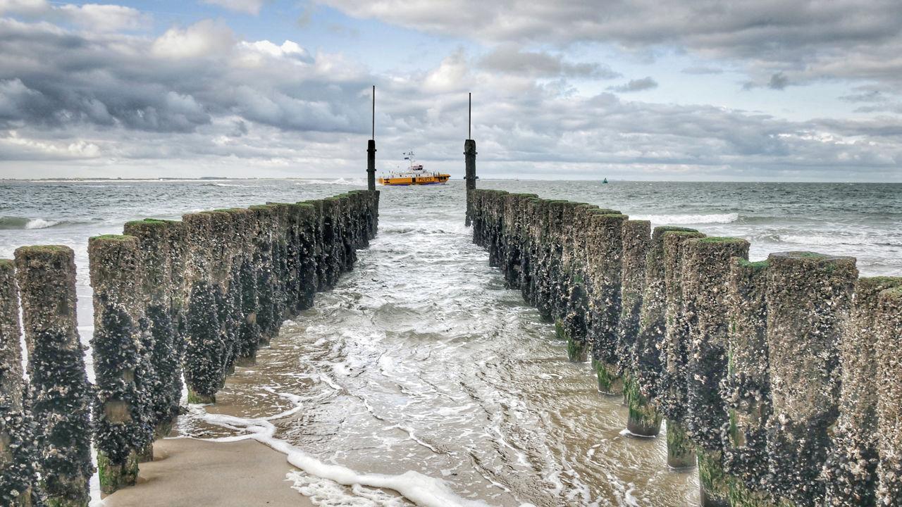 Pier 7 Zandpaviljoen Vlissingen slapen op het strand3