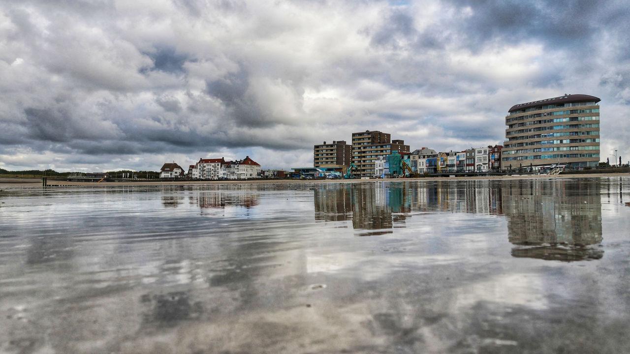 Pier 7 Zandpaviljoen Vlissingen slapen op het strand5