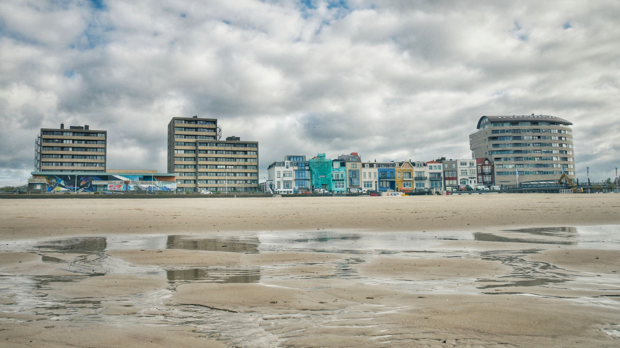 Pier 7 Zandpaviljoen Vlissingen slapen op het strand9