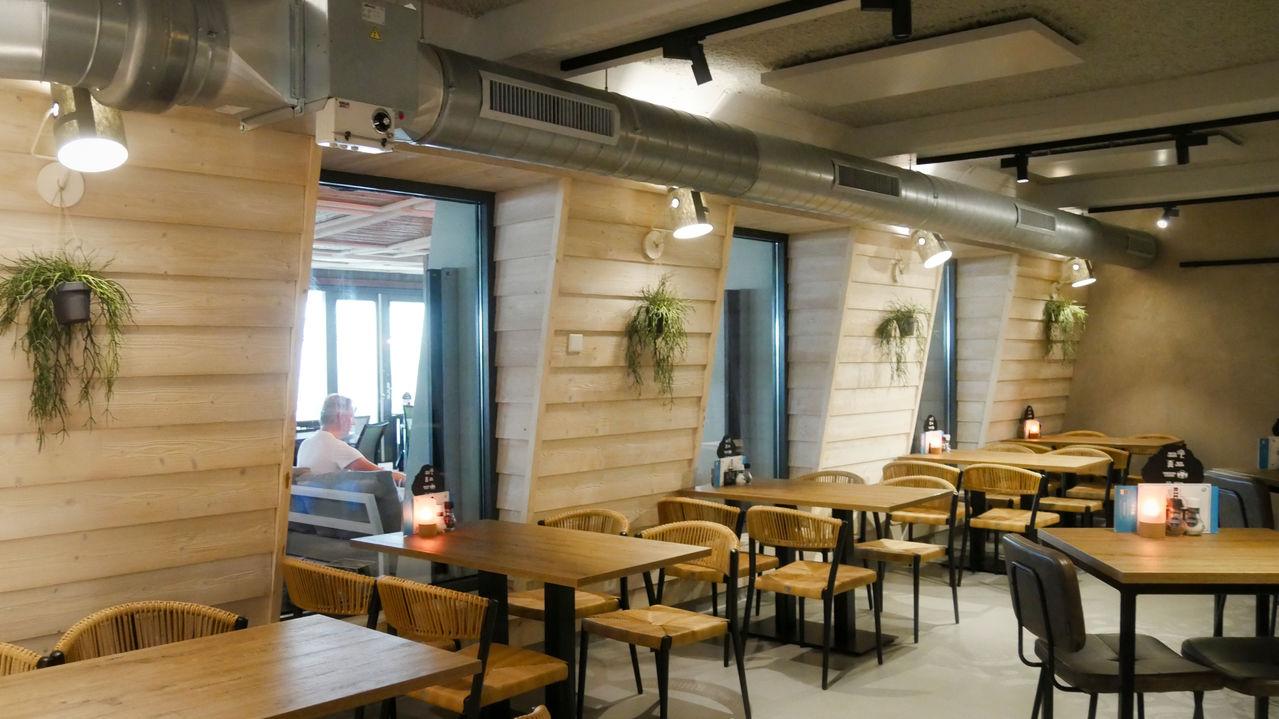 Pier 7 Zandpaviljoen restaurant4