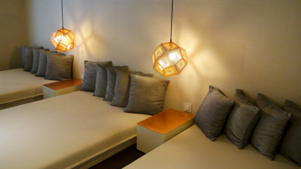 Radisson Blu Belgrado designhotel met spa